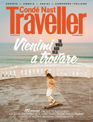 Condé Nast Traveller Italia 10 2021