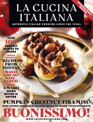 La Cucina Italiana - International Edition 10 2019