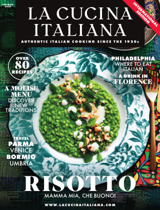 La Cucina Italiana - International Edition 02 2020