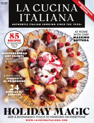 La Cucina Italiana - International Edition 11 2020