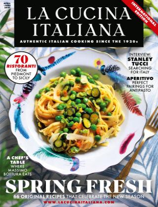 La Cucina Italiana - International Edition 03 2021