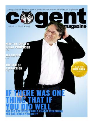 Cogent Magazine 1