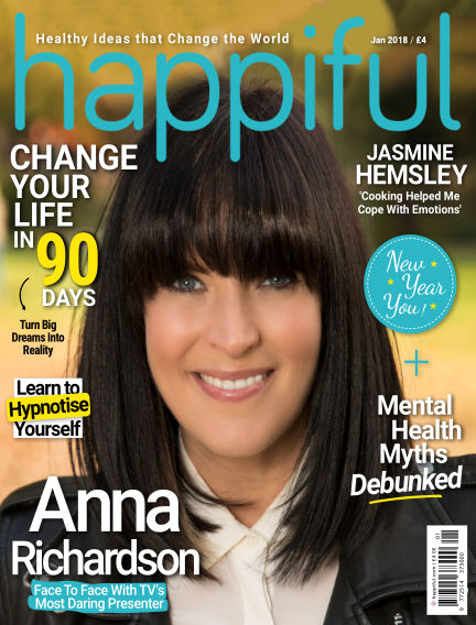 Happiful Magazine December 13, 2017 00:00