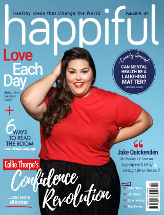 Happiful Magazine February 2018