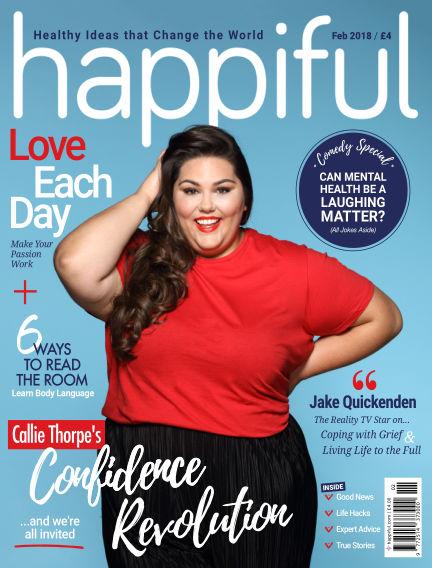 Happiful Magazine January 09, 2018 00:00