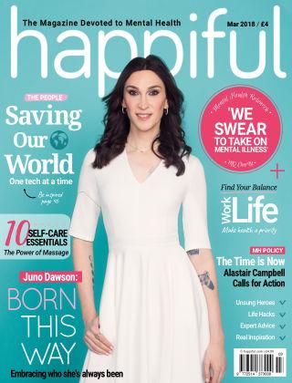 Happiful Magazine March 2018