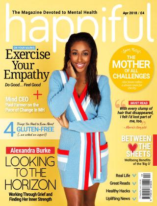 Happiful Magazine April 2018