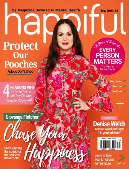 Happiful Magazine April 16, 2018 00:00