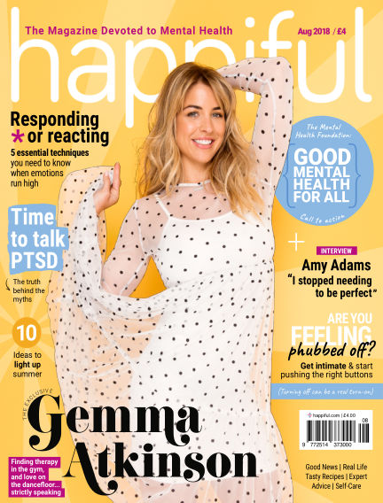 Happiful Magazine July 12, 2018 00:00