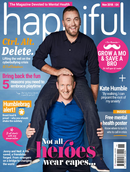Happiful Magazine October 17, 2018 00:00