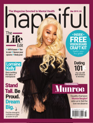 Happiful Magazine March 2019