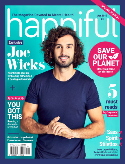 Happiful Magazine March 20, 2019 00:00