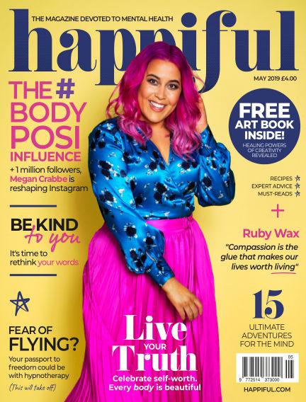 Happiful Magazine April 17, 2019 00:00