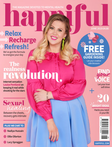 Happiful Magazine May 15, 2019 00:00