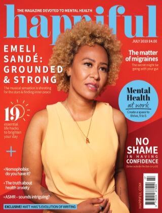 Happiful Magazine July 2019