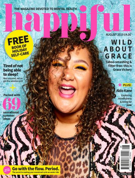 Happiful Magazine July 18, 2019 00:00
