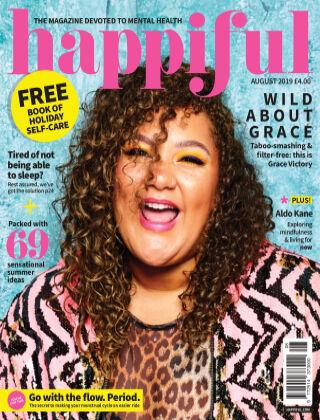 Happiful Magazine August 2019