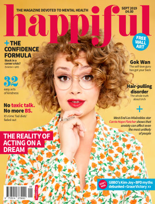 Happiful Magazine September 2019