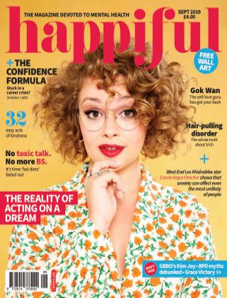 Happiful Magazine September 2019