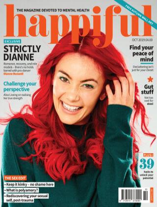Happiful Magazine October 2019