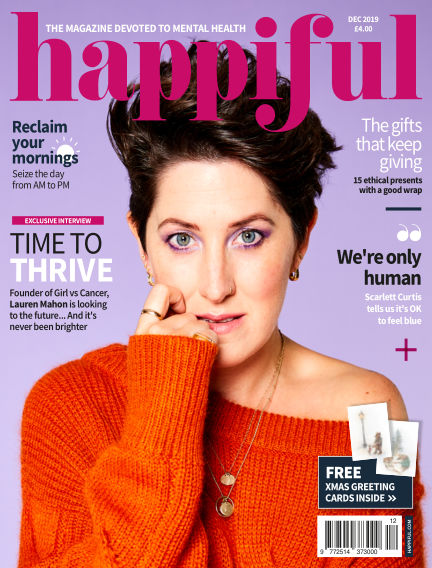 Happiful Magazine November 21, 2019 00:00