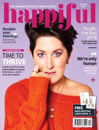 Happiful Magazine December 2019