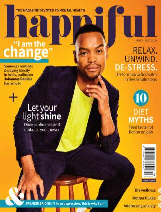 Happiful Magazine March 2020