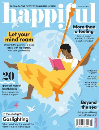 Happiful Magazine July 2020