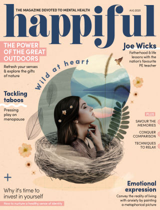 Happiful Magazine August 2020