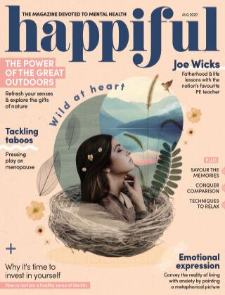 Happiful Magazine August 2020