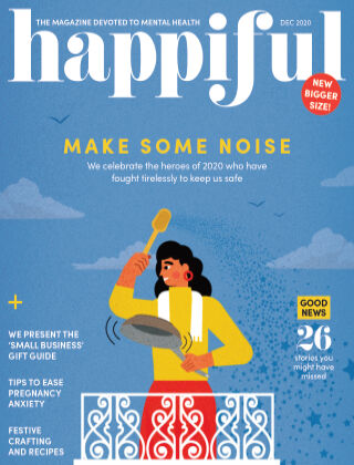 Happiful Magazine December 2020