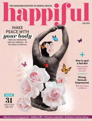 Happiful Magazine January 2021