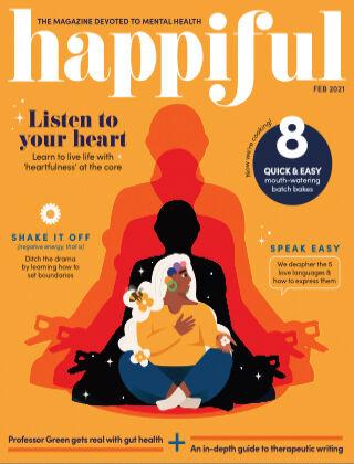 Happiful Magazine February 2021