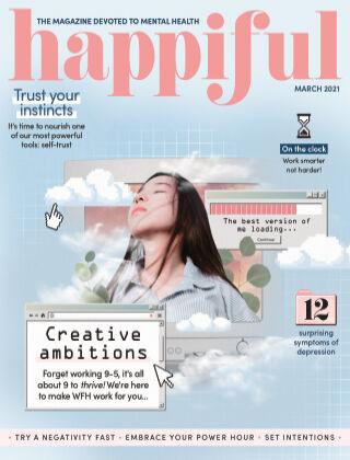 Happiful Magazine March 2021