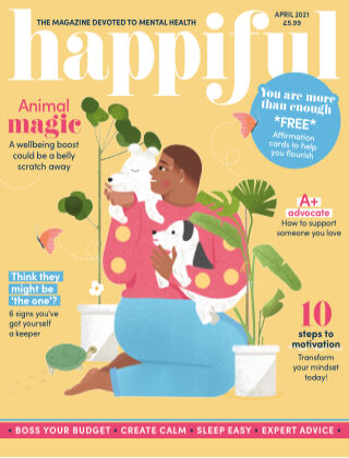 Happiful Magazine April 2021