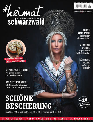 #heimat Schwarzwald 04/2018