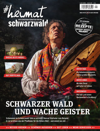 #heimat Schwarzwald 01/2019