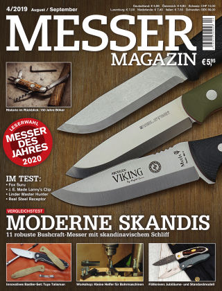 Messer Magazin 4/2019