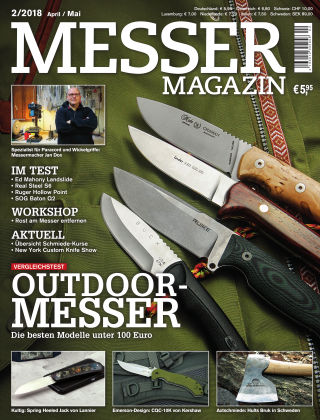 Messer Magazin 2/2018
