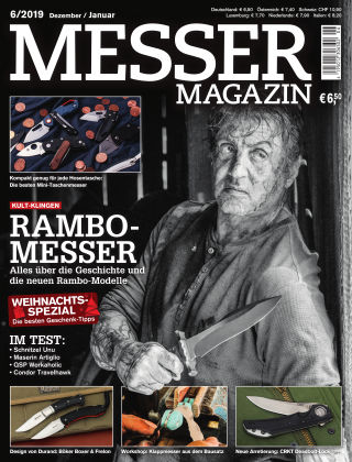 Messer Magazin 2019-06