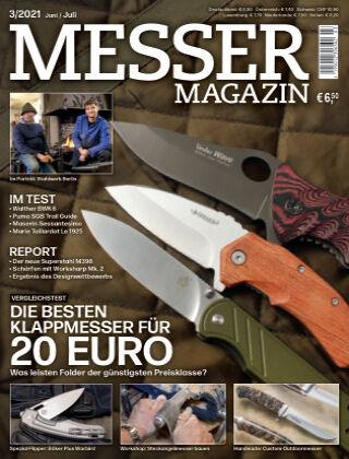 Messer Magazin 3/2021