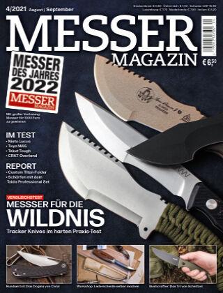 Messer Magazin 4/2021