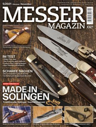 Messer Magazin 5/2021