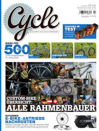 Cycle 4/2018