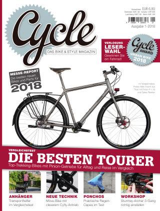 Cycle 1/2018