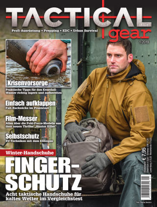 TACTICAL GEAR 1/2019