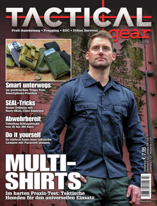 TACTICAL GEAR 3/2018