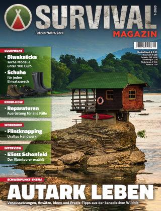 SURVIVAL Magazin  1/2020