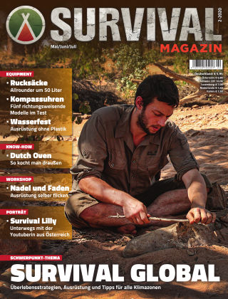 SURVIVAL Magazin  2/2020