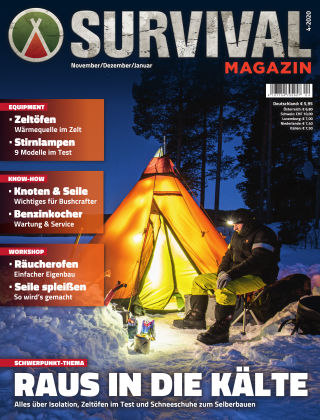 SURVIVAL Magazin 4/2020
